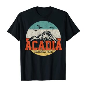 Acadia National Park Birds T-Shirt