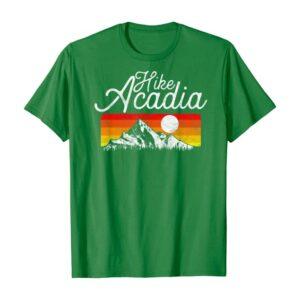 Acadia National Park Hiking Shirt