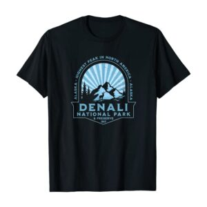 Denali National Park Sunrise Shirt