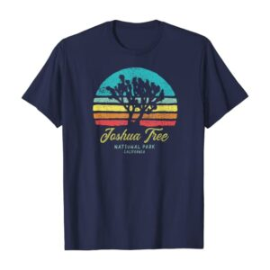 Joshua Tree California Retro Shirt
