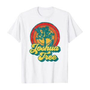 Joshua Tree National Park 70's Shirt