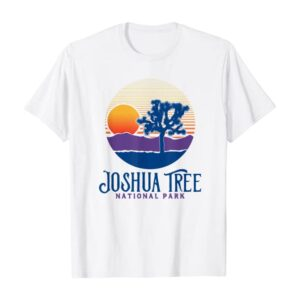 Joshua Tree National Park Artistic Sunset Shirt