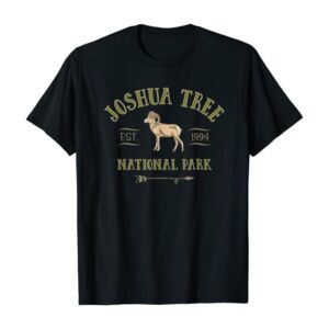 Joshua Tree National Park Big Horn Sheep Shirt