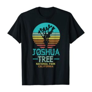 Joshua Tree National Park California T Shirt