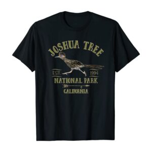 Joshua Tree National Park Roadrunner Shirt