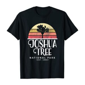 Retro Joshua Tree National Park Shirt