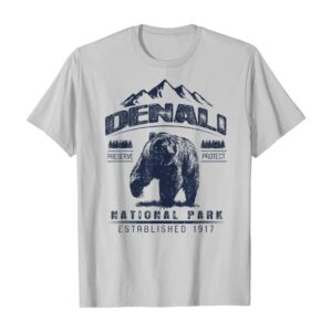 Vintage Denali Alaska T Shirt