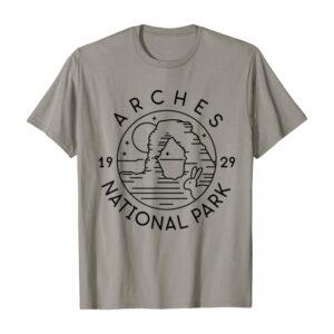 Arches National Park 1929 Shirt