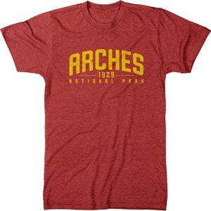 Arches National Park Script Shirt