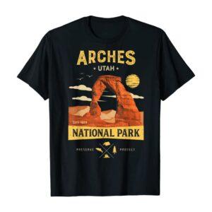 Arches Utah National Park Shirt