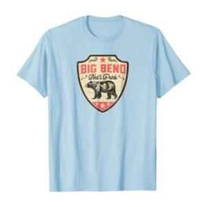 Big Bend Black Bear Shirt