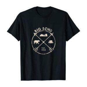 Big Bend National Park Arrows Shirt