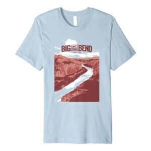 Big Bend National Park Graphic Tee