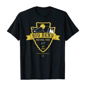 Big Bend NPS Logo Shirt