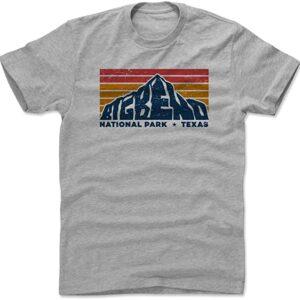 Big Bend Park Texas Shirt