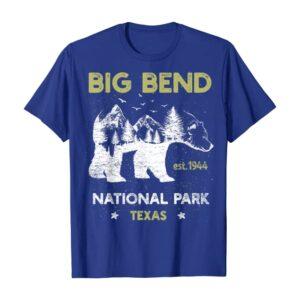Big Bend Texas Bear Shirt