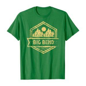 Big Bend Vintage T Shirt