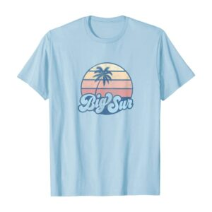 Big Sur Palm Tree Shirt