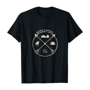 Bryce Canyon National Park Arrows T Shirt