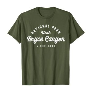 Bryce Canyon National Park Utah T Shirt