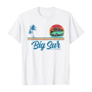 California Big Sur Retro Van Shirt