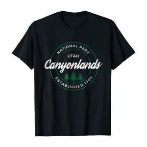 Canyonlands T Shirt