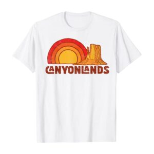 Canyonlands National Park Scenic Shirt