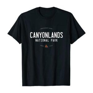 Canyonlands National Park Utah Shirt