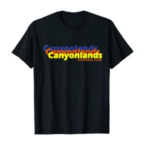 Canyonlands National Park Utah T Shirt