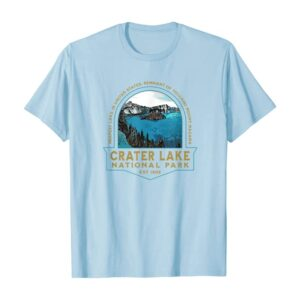Crater Lake National Park Hiking Shirt