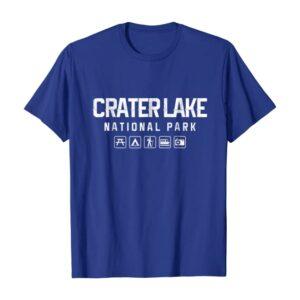 Crater Lake National Park Outdoor Shirt