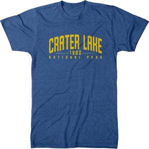 Crater Lake National Park Script Shirt