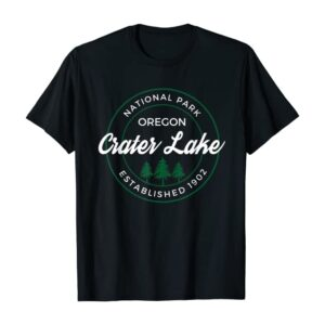 Crater Lake Oregon Shirt