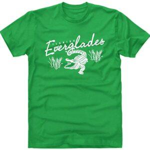 Everglades Florida Gator Shirt