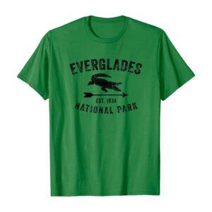 Everglades National Park Arrow Shirt