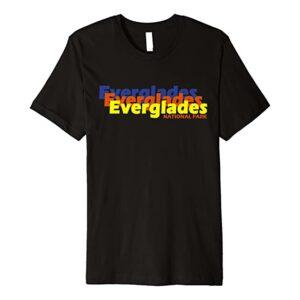 Everglades National Park Florida Repeat Shirt