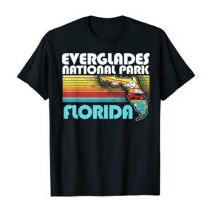 Everglades National Park Florida Shirt