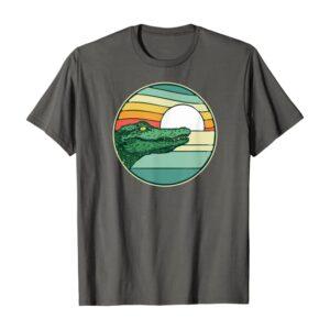 Everglades National Park Retro Alligator Shirt