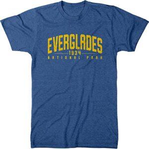 Everglades National Park Script Shirt