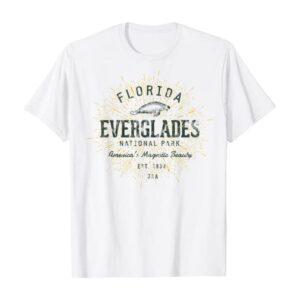 Everglades National Park Vintage Shirt