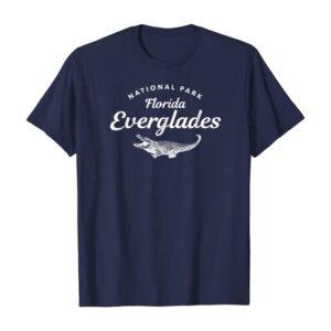 Florida Everglades Alligator Shirt