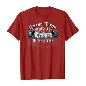 Grand Teton Elk Shirt