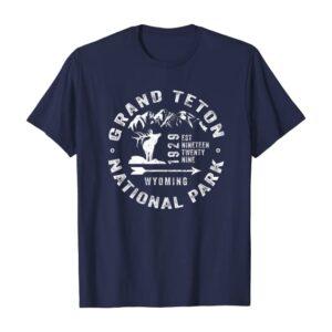 Grand Teton National Park 1929 T Shirt