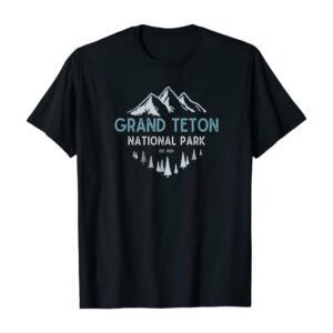Grand Teton National Park Est 1929 Shirt