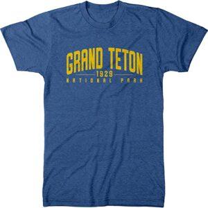 Grand Teton Script T Shirt