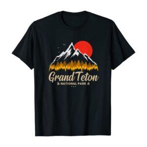 Grand Teton Sunrise Shirt