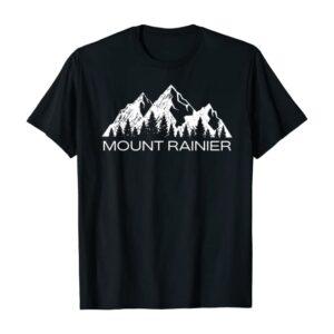 Mt Rainier Peaks Shirt