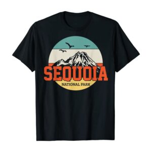 Sequoia National Park Peak Shirt