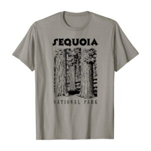 Sequoia National Park Trees T Shirt