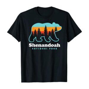 Shenandoah National Park Bear Shirt
